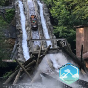 Dollywood Theme Park Rides